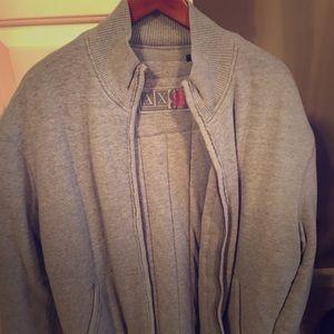 Armani Exchange Heavy winter sweater coat